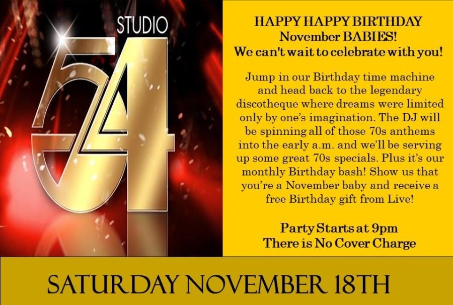 November Poster Birthday Bash[11803]