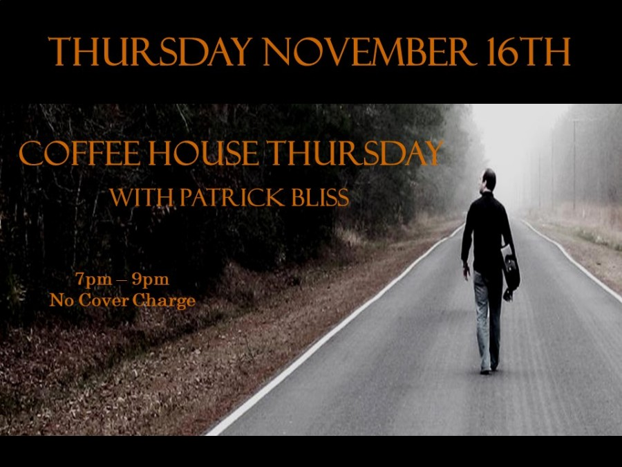 November Poster Coffee house[11804]