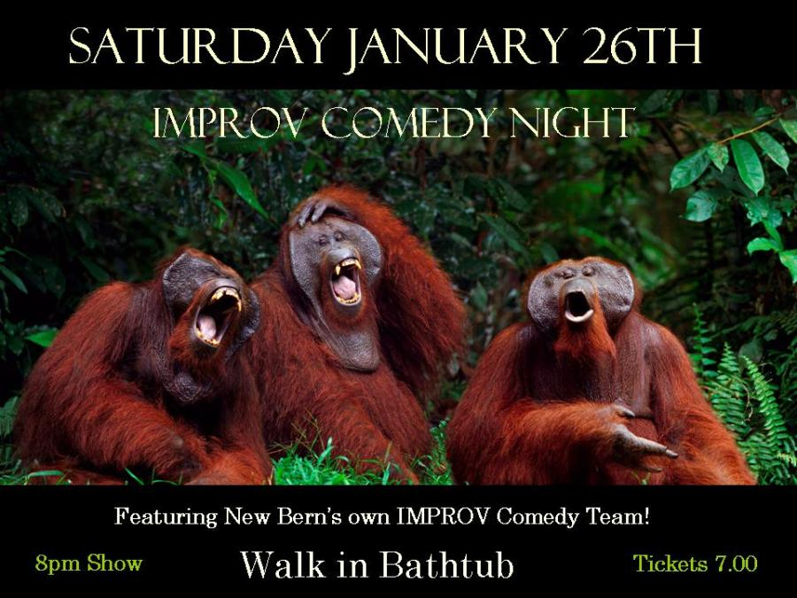 January Poster Improv