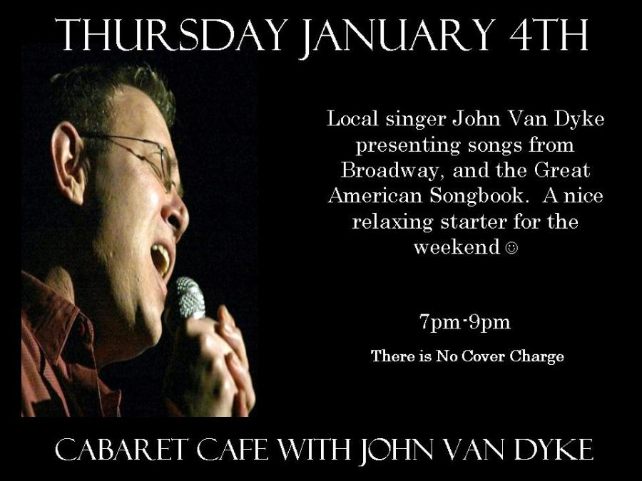 January Poster John Van Dyke