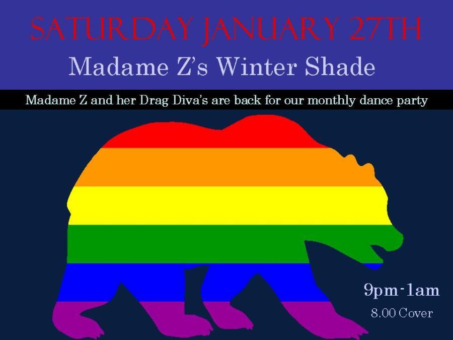 January Poster pride
