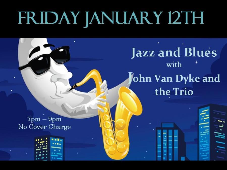 Poster January Jazz