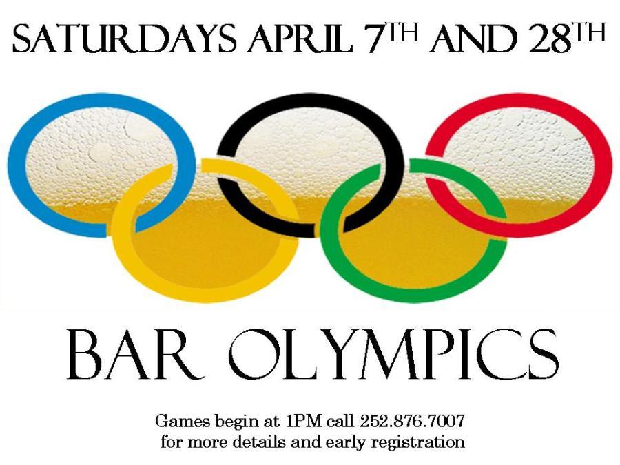 April Poster Bar Olympics - Copy