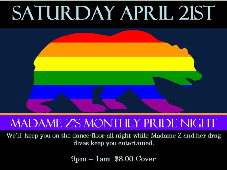 April Poster Pride